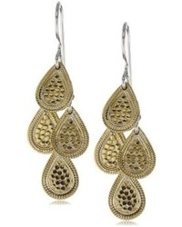 Anna Beck Designs Gili 18k Gold Plated Earrings
