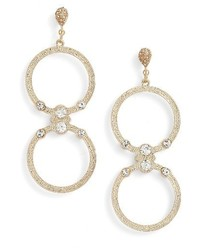 Ettika Double Hoop Earrings