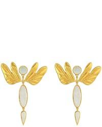 Tory Burch Dragonfly Earrings Earring