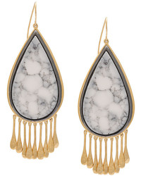 Aurelie Bidermann Drop Shaped Earrings