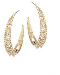 Alexis Bittar Elets Crystal Hoop Earrings15