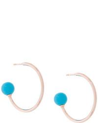 Astley Clarke Ezra Hoops Earrings
