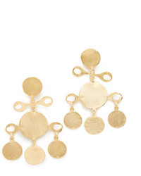 Kenneth Jay Lane Fancy Drop Earrings