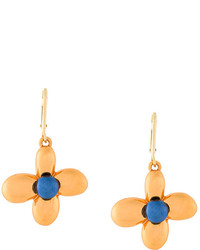 Christopher Kane Flower Charm Earrings