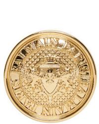 Balmain Gold Coin Earring