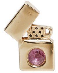 Marc Jacobs Gold Lighter Something Special Earring