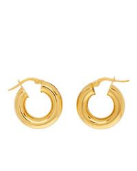 Sophie Buhai Gold Tiny Hoop Earrings