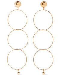 Stella McCartney Gold Tone Earrings
