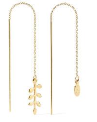 Isabel Marant Gold Tone Earrings