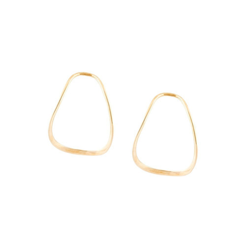 Marlo Laz Gypsy Hoop Earrings