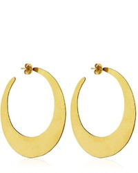 Herve Van Der Straeten Intemporelle Hoop Earrings