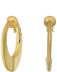 Lauren Ralph Lauren Hoop Clip Earrings Earring