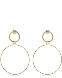 Maria Francesca Pepe Hoops I Did It Again Earrings