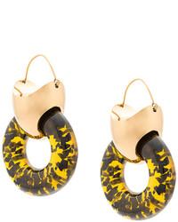 Ellery Hush Tire Earrings