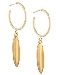 Isabel Marant Teardrop Ring Earrings