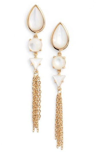 Jules Smith Designs Jules Smith Willow Drop Earrings
