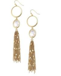 Kate Spade New York Linear Drop Earrings