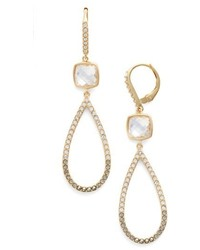 Judith Jack Lend An Ear Teardrop Earrings