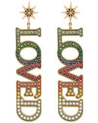 Gucci Loved Pendant Earrings