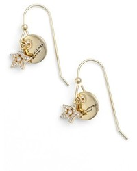 Marc Jacobs Coin Drop Earrings