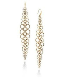 Michael Kors Michl Kors Chainmail Drop Earrings