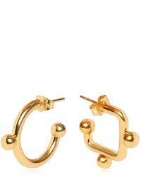 Marni Mismatched Earrings