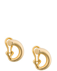 Charlotte Chesnais Monie Small Clip Earrings