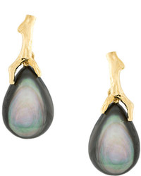 Wouters & Hendrix My Favourite Mother Of Pearl Earrings