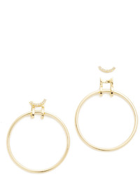 Elizabeth and James Neri Hoop Earrings