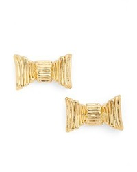 Kate Spade New York All Wrapped Up Stud Earrings