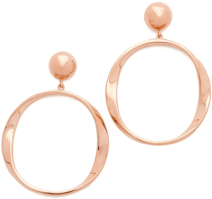 Kate Spade New York Do The Twist Drop Earrings