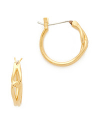 Kate Spade New York Get Connected Small Hoop Earrings