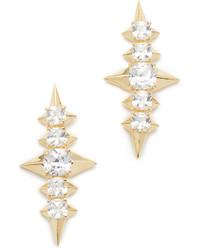 Noir Jewelry Sirius Earrings