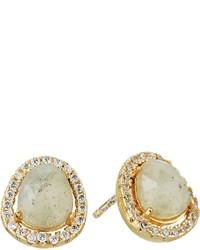 Shashi Nora Pave Earrings Earring