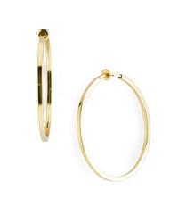 Nordstrom Hoop Clip Earrings Gold