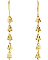 Pippa Small 18kt Yellow Gold Earrings