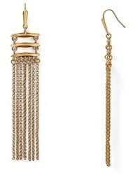 Robert Lee Morris Soho Curtain Chandelier Earrings