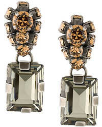Marni Single Drop Pendant Earring