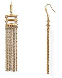 Robert Lee Morris Soho Curtain Chandelier Earrings