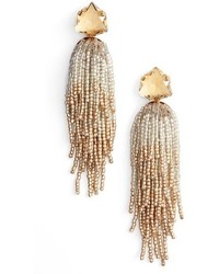 Tory Burch Tassel Earrings
