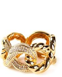 Giuseppe Zanotti Design Embellished Bracelet