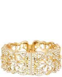 Nina Jewelry Taralyn Crystal Hinge Bangle