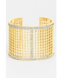 Vince Camuto Alpha Energy Cutout Wide Cuff