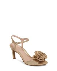 Taryn Rose Jacklyn Flower Sandal