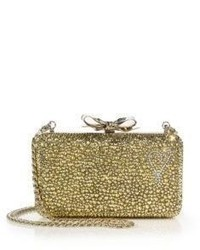 Gold Embellished Clutch