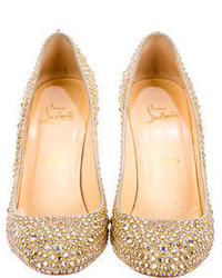 Christian Louboutin Fifi Strass Pumps | Where to buy \u0026amp; how to wear