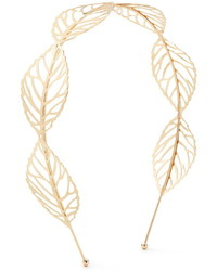 Forever 21 Cutout Leaf Headband
