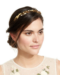 Eos Metal Leaf Headband