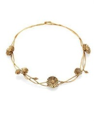 Aurelie Bidermann Athina Floral Necklace