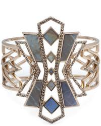 Lulu Frost Odeon Labradorite Cuff Bracelet